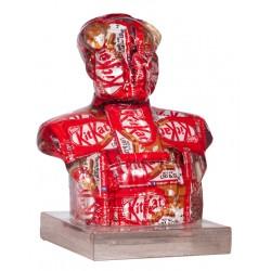 Buste Mao Kit-Kat