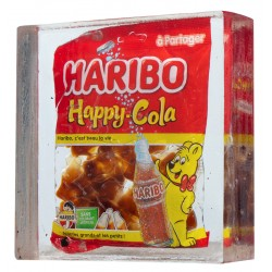 Bloc Haribo Happy Cola
